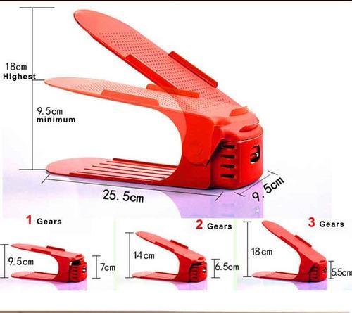 organizador ordenador de zapatos