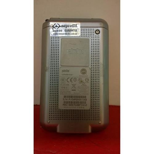 organizador palm lifedrive con grabadora de voz - outlet 400