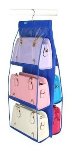 organizador para carteras bolsos pañuelos joyas 83x32x35cm