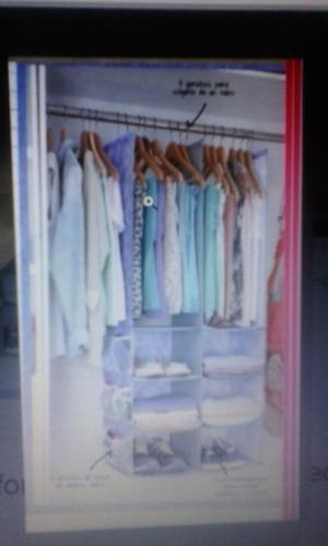 organizador para closets practico cyzone