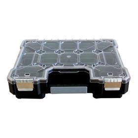 Organizador Plástico Con Cierre Metálico