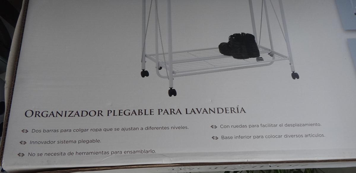Organizador plegable para lavander a en mercado - Organizador de lavanderia ...