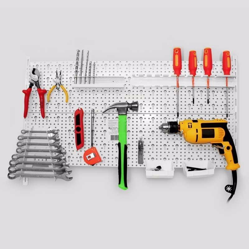 Organizador profesional de pared para herramienta en mercado libre - Organizador profesional ...