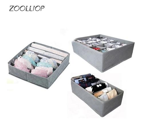 organizador ropa interior lencería calcetines calzones
