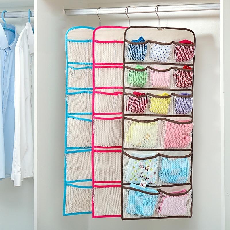 Organizador ropa interior y calcetines con gancho en mercado libre - Organizador de ropa interior ...