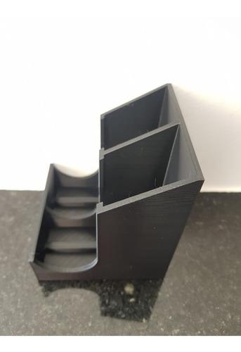 organizador suporte cápsulas nespresso  modelo de 2 caixas