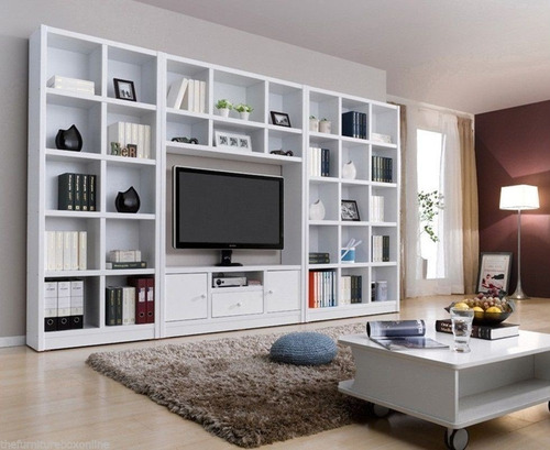 organizador, tv-lcd. mattina muebles
