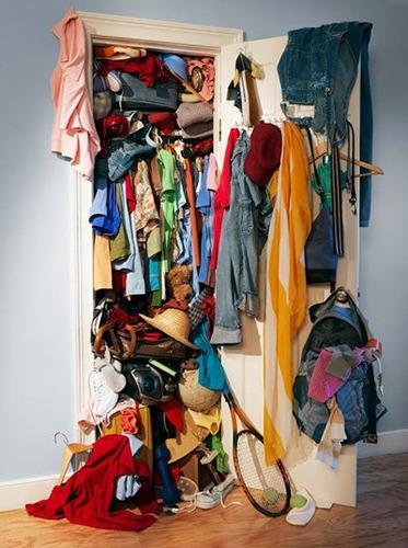 organizadoras de closets