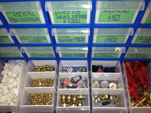 organizadores cajas plasticas gaveteros moduplastic