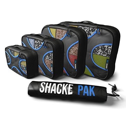 organizadores de embalajeorganizador shacke pak - cubos 4..