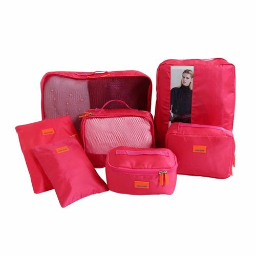 organizadores de equipaje separadores de viaje envio gratis
