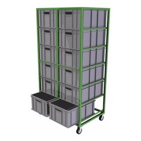 Organizadores Modulares Canastas Plasticas