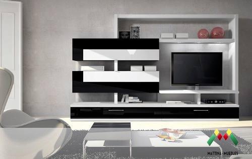 Muebles de sala modulares de estibas for Muebles organizadores