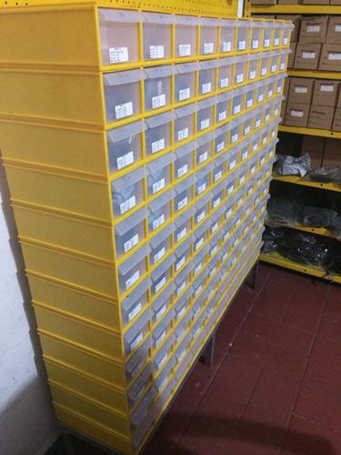 organizadores plásticos cajas gavetas tornilleros