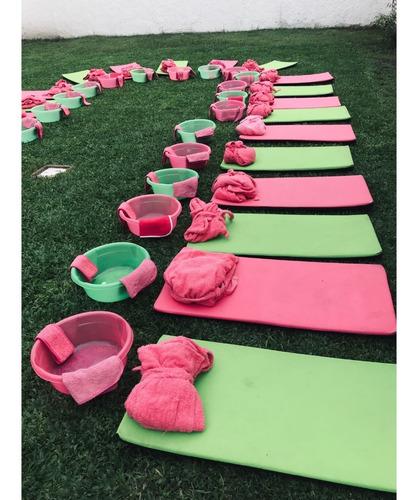 organizamos cumpleaños. spa de nenas, talleres y pijamadas