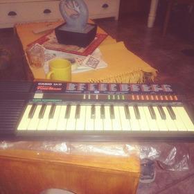 Organo Casio Sa -10 100 Sound Tone Bank