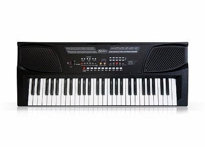 5d901facf22b2 Organo Electronico Instrumental 54 Teclas Zaion Ty541 -   1.999