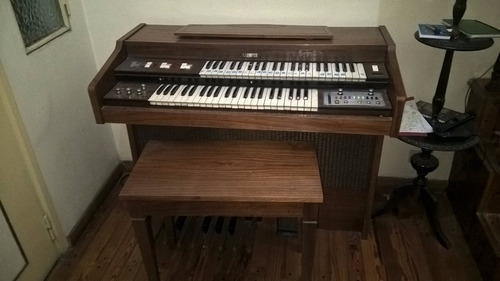 organo farfisa doble teclado y pedalera de bajos el mejor