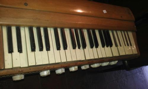 organo piano antiguo marca orgadyna