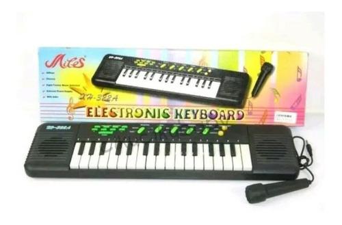 órgano piano instrumento