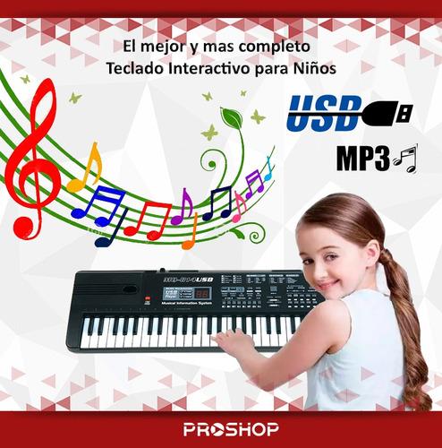 organo piano juguete