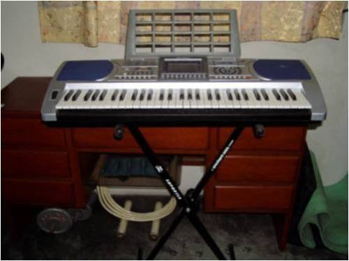 órgano piano teclado