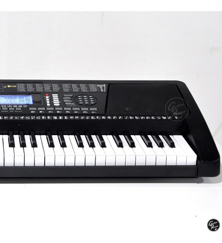 organo teclado 5/8 sensitivo + atril + fuente + pie ek61208
