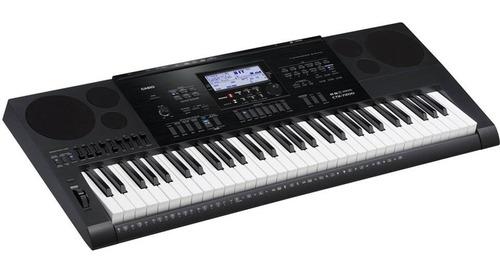 organo teclado casio ctk7200 61 teclas sensibles c/fuente tm