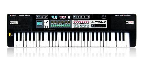 organo teclado mq ( 5 octavas / 61 teclas )