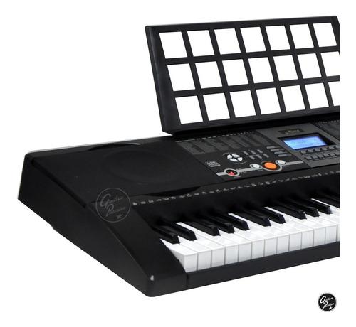 organo teclado sensitivo funda pie banco usb fuente ek61207