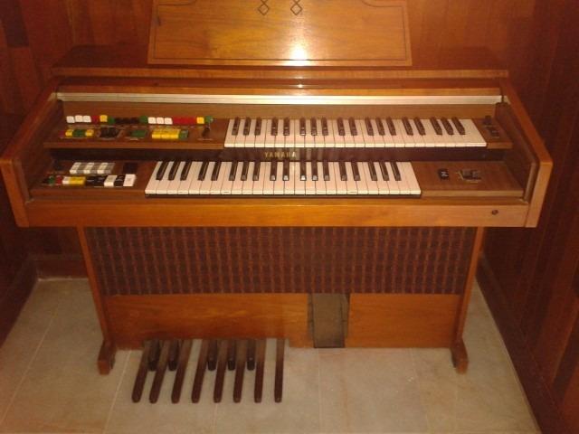 Yamaha Mx Organ