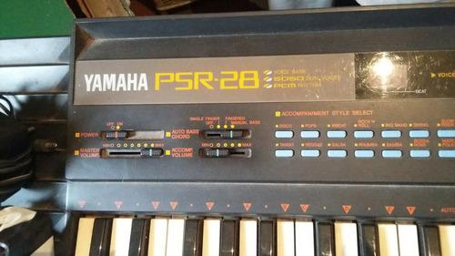 órgano yamaha psr 28