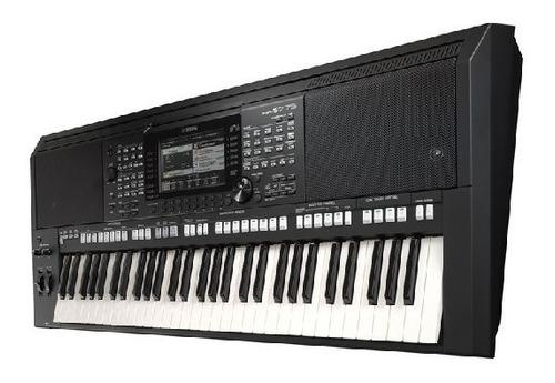 organo yamaha  psrs775 incluye adaptador original