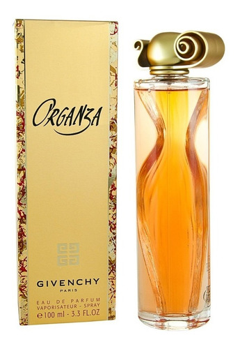 organza givenchy mujer 3.4oz (100.ml) sellada original