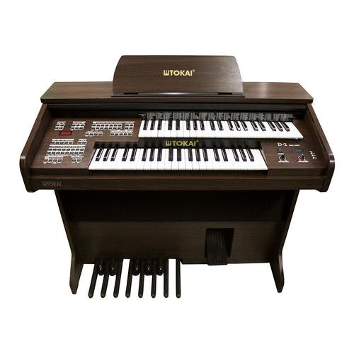 órgão eletrônico tokai d2