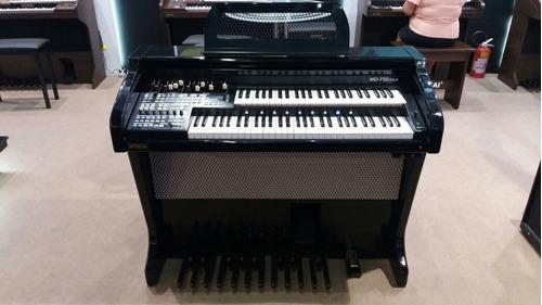 órgão eletrônico tokai md-750 gold preto - loja teclasom