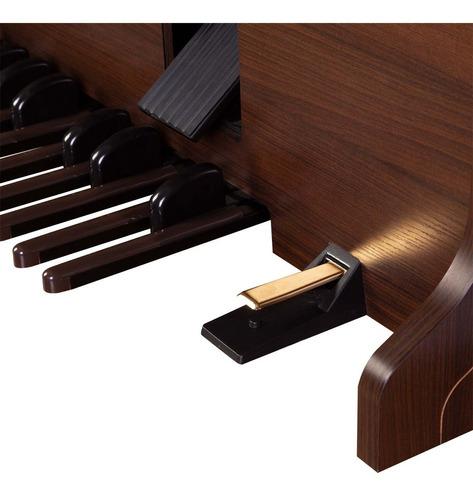 órgão eletrônico tokai md-750s marrom