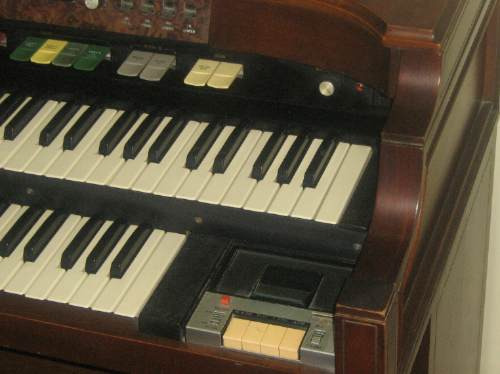órgão hammond t500 - raridade