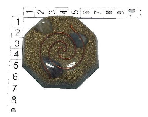 orgonito protector personal octogonal rincondeluz2008