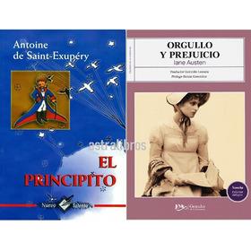 Orgullo Y Prejuicio Jane Austen + El Principito De Regalo