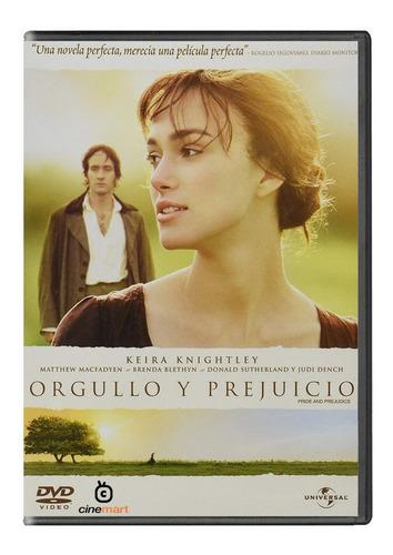 orgullo y prejuicio keira knightley pelicula dvd