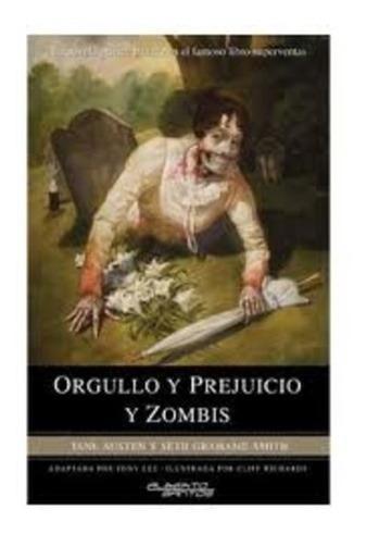 orgullo y prejuicio y zombis - jane austen