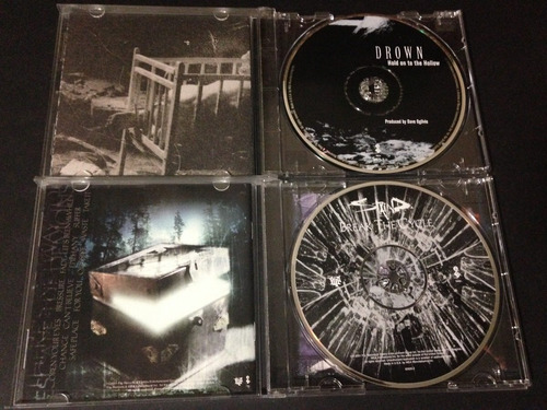 orgy dope staind korn saliva soil nu metal alternativo cd's
