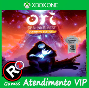 Ori And The Blind Forest Definitive Edition Xbox One Offline