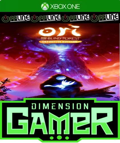 ori and the blind forest definitive no codigo off line