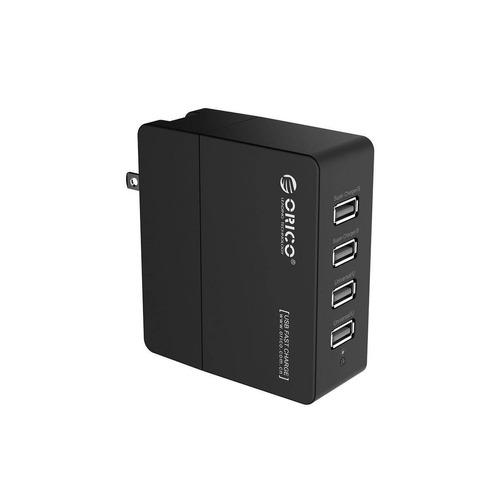 orico 34w cargador de pared usb de 4 puertos  + envio gratis