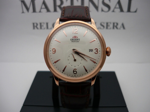 orient bambino small seconds autom ra-ap0001s10 fotos reales