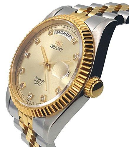 orient clásico reloj