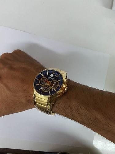 orient masculino relógio