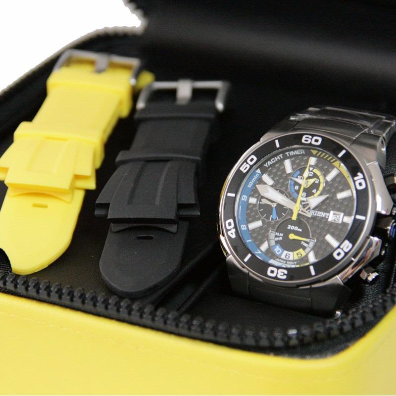2d333051f7f Relógio Orient Masculino Seatech 200m Titanium Mbttc007 Pigx - R ...